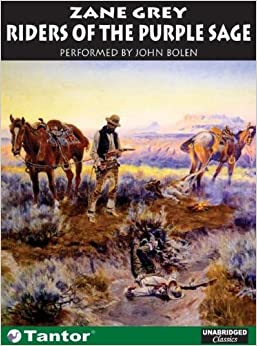riders of the purple sage book review