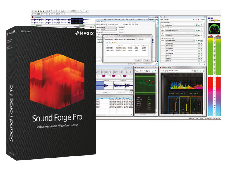 sound forge pro 11 review