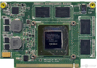 nvidia geforce gt 555m review
