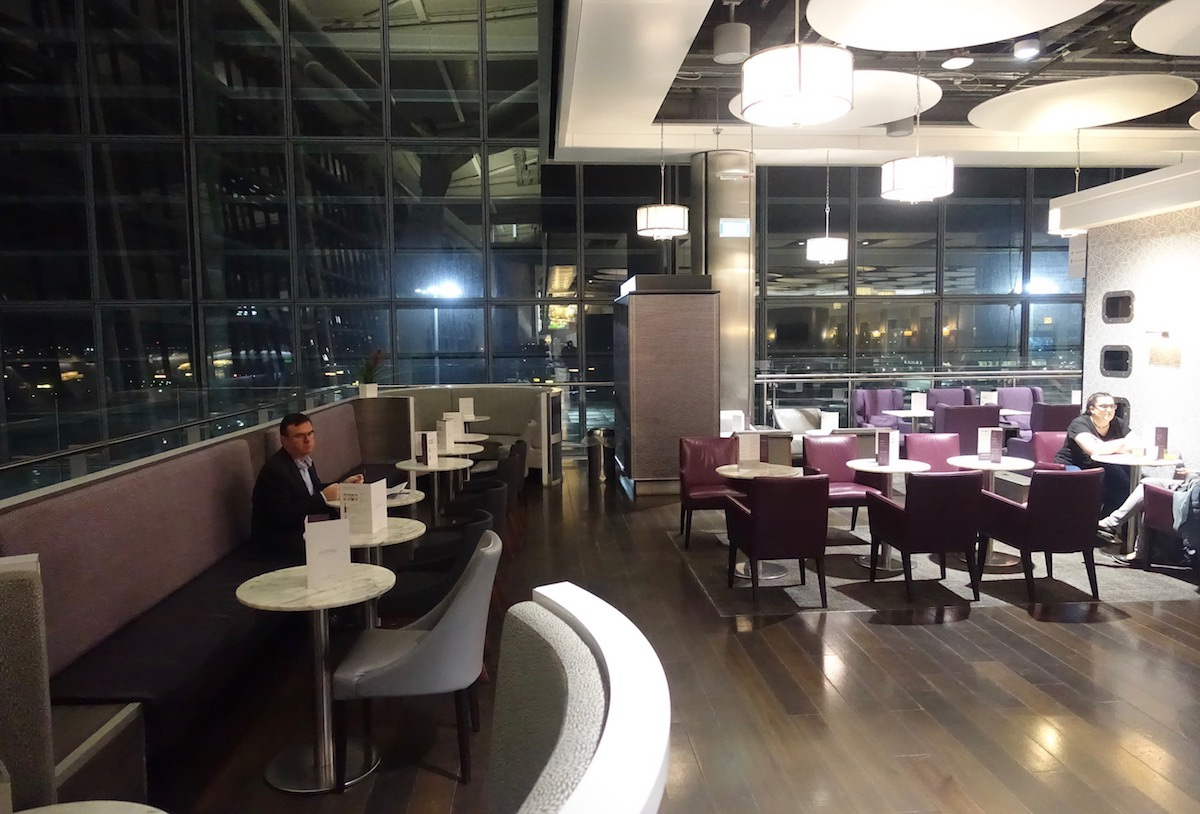club aspire lounge heathrow review