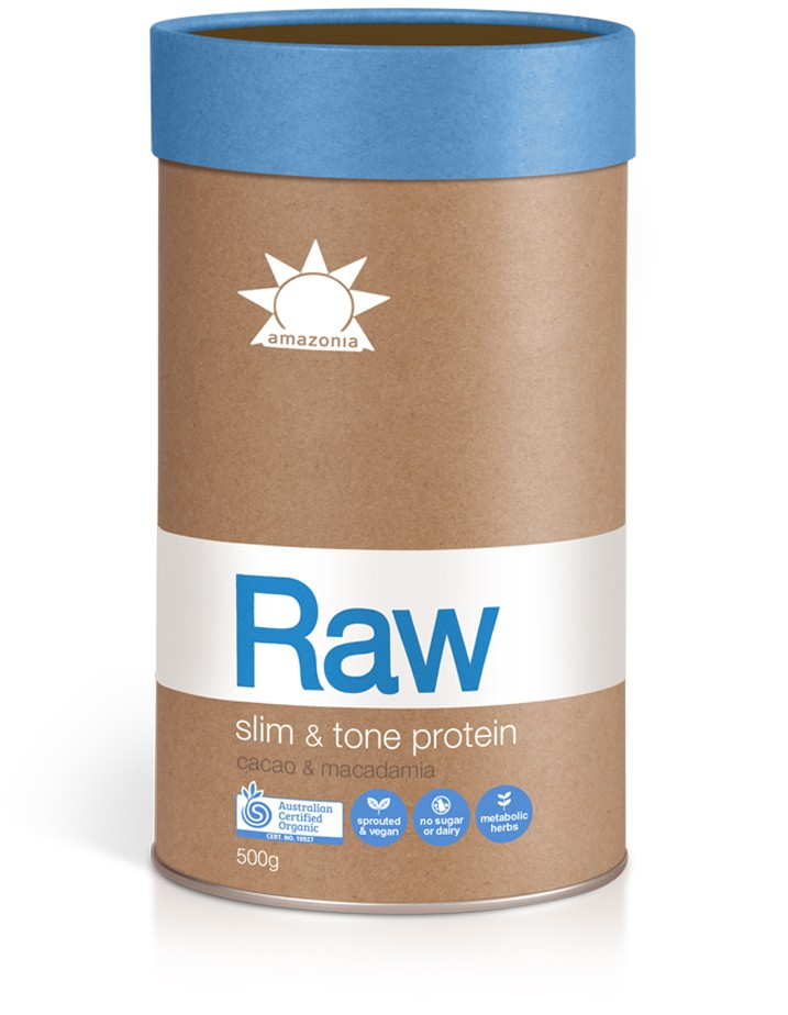 amazonia raw slim and tone protein review