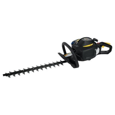 mcculloch superlite 4528 petrol hedge trimmer review