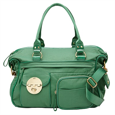 mimco lucid nappy bag review