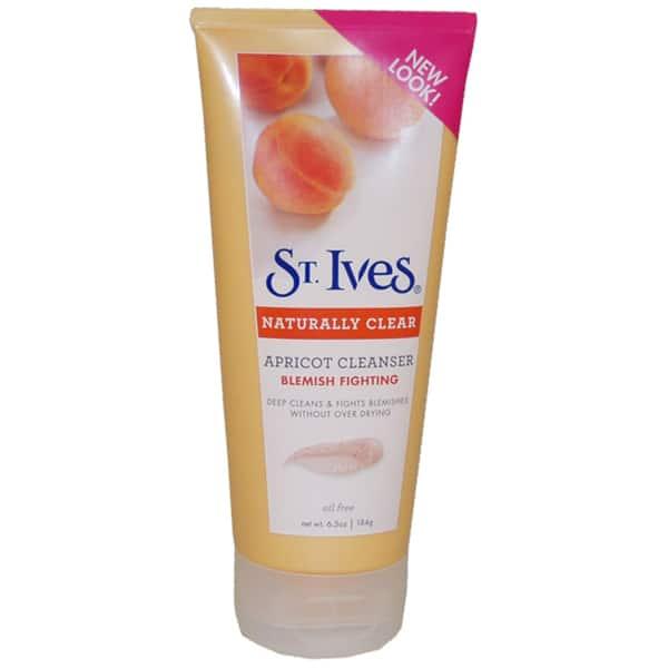 apricot scrub blemish and blackhead control review