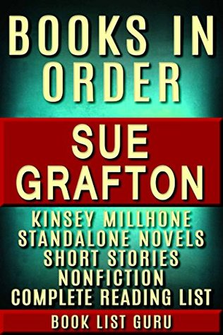 sue grafton alphabet series reviews