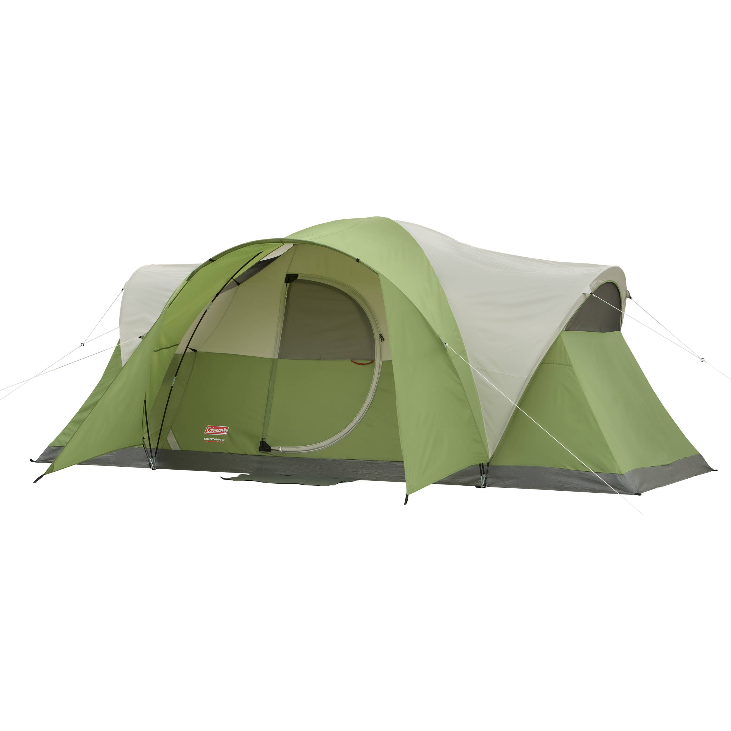 coleman maumee 8 person tent review