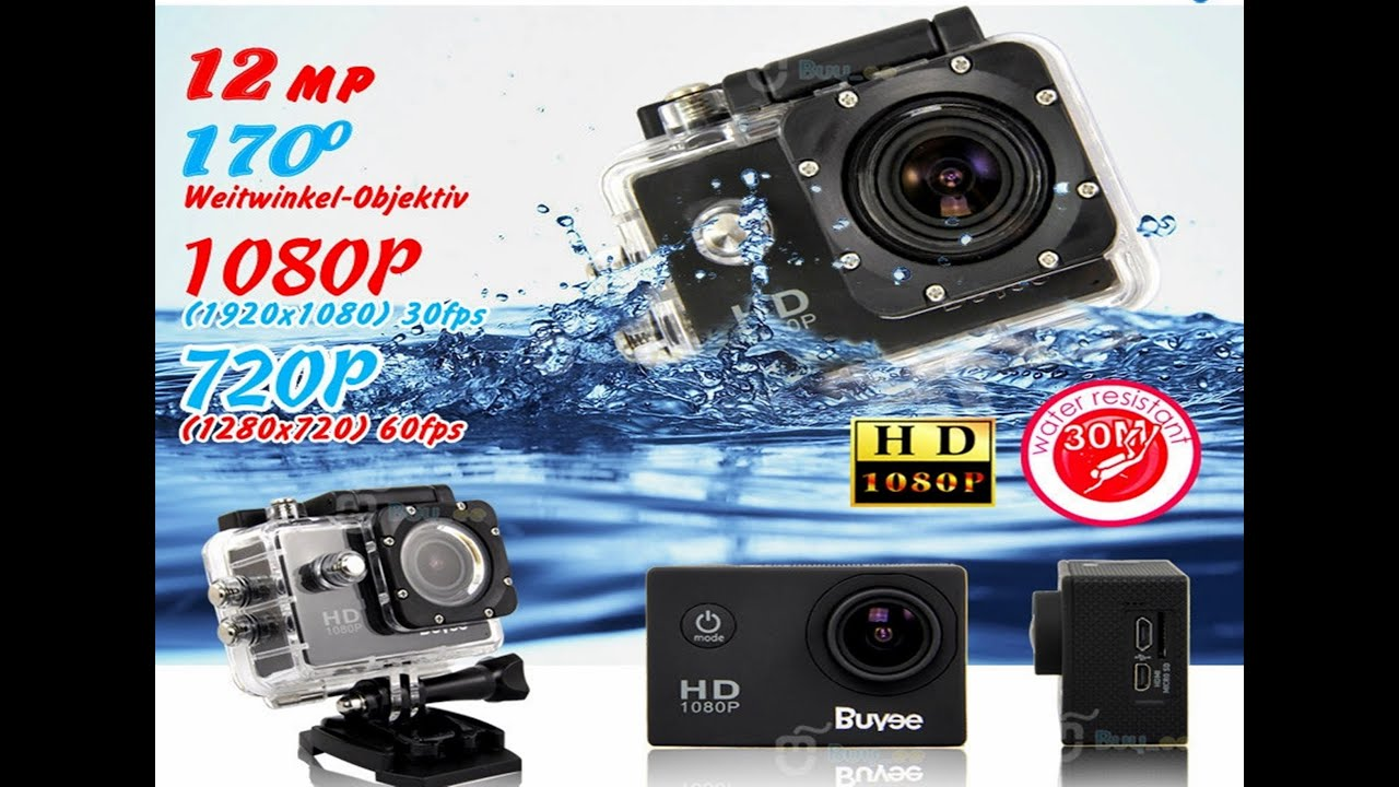 3sixt hd sports action camera review