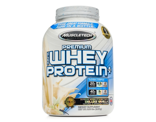 muscletech premium whey protein plus review