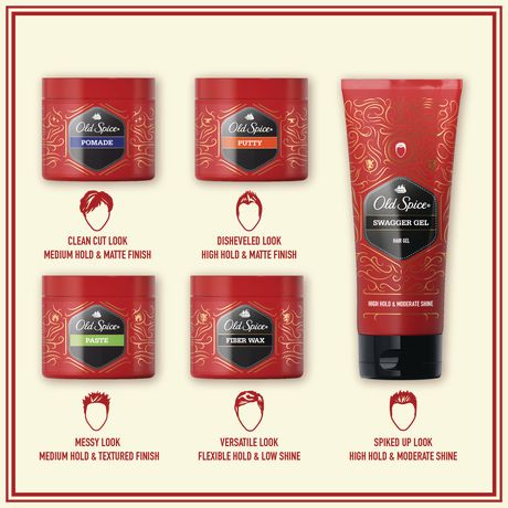 old spice hair wax review