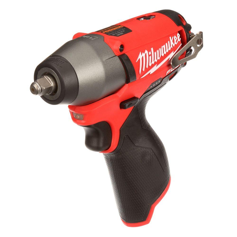 milwaukee m12 fuel 3 8 impact review