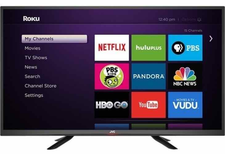jvc 55 inch 4k tv review