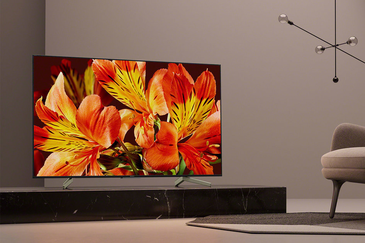 sony 4k 55 inch review