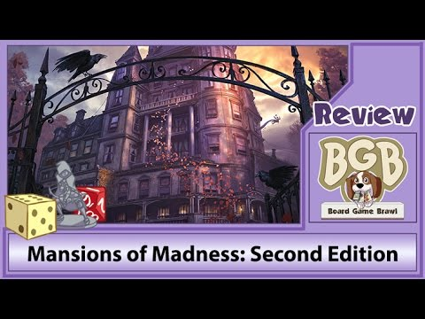 mansions of madness 2nd edition review