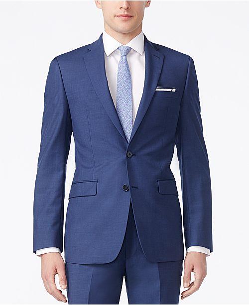 calvin klein extreme slim fit suit review