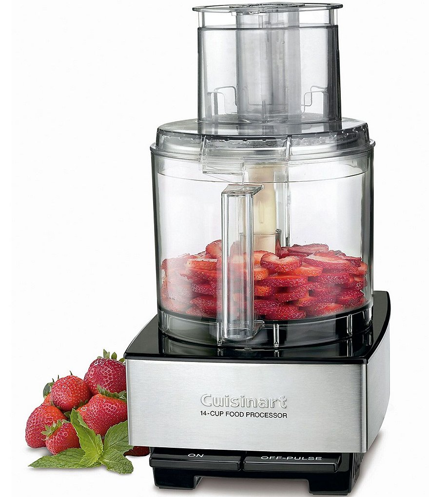 cuisinart custom 14 food processor review
