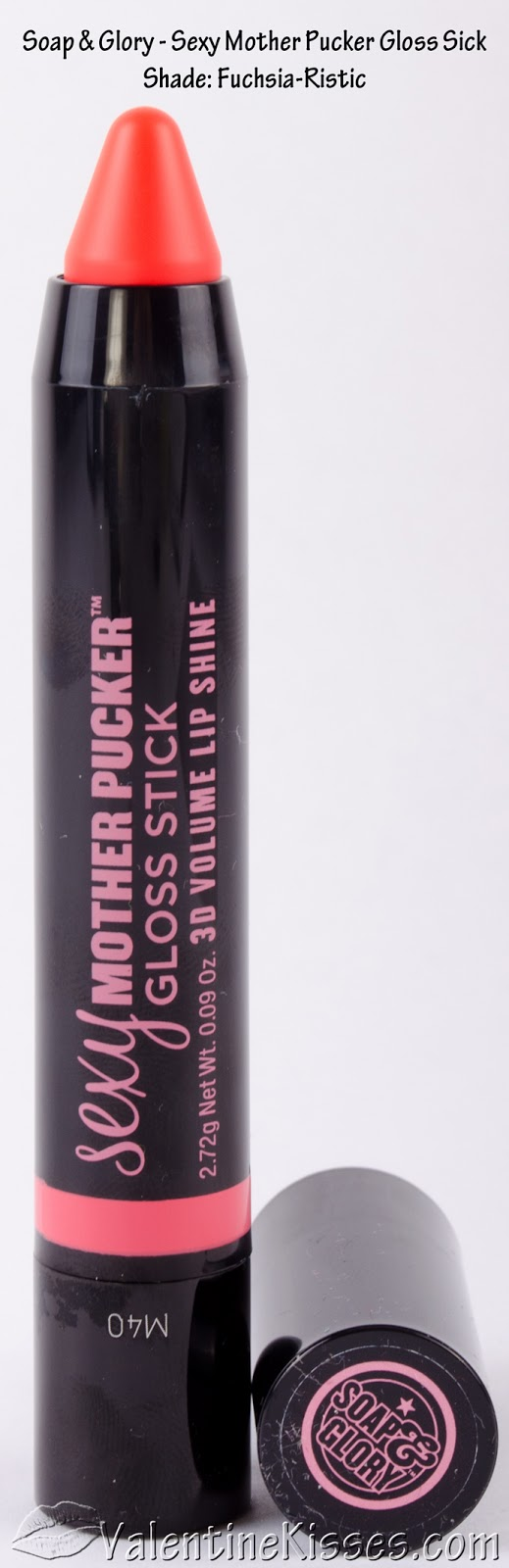 sexy mother pucker lip gloss review