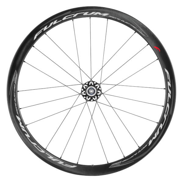 fulcrum racing quattro clincher wheelset review