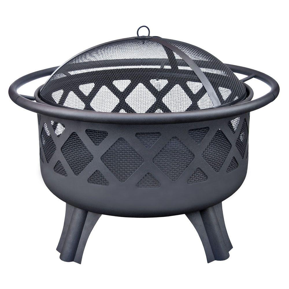hampton bay fire pit reviews