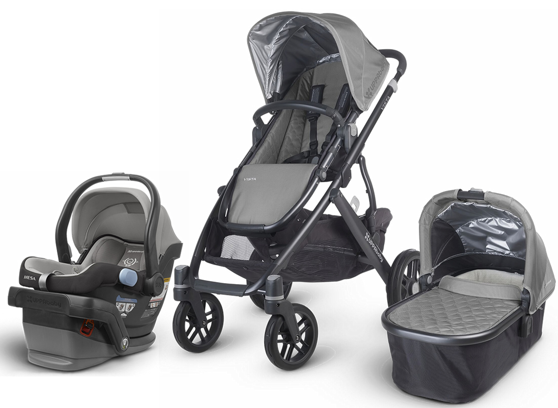 uppababy vista travel system review