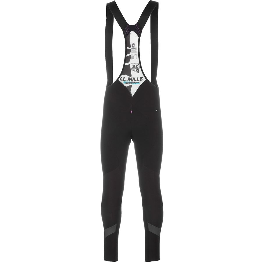 assos mille s7 bib tights review