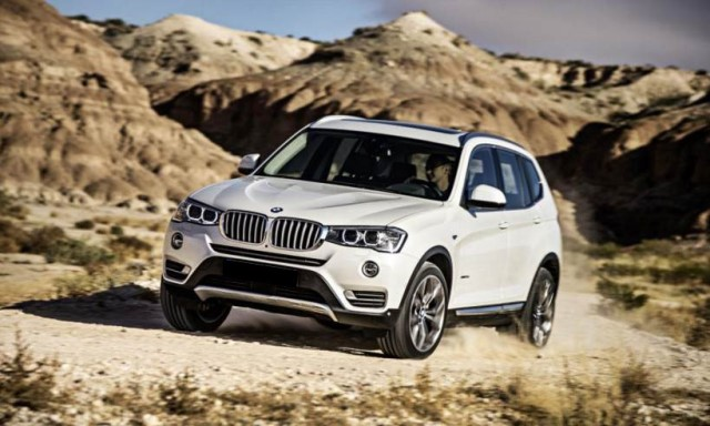 2017 bmw x3 review edmunds