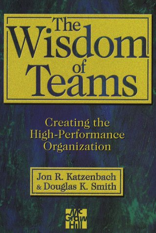 the wisdom of teams harvard business review