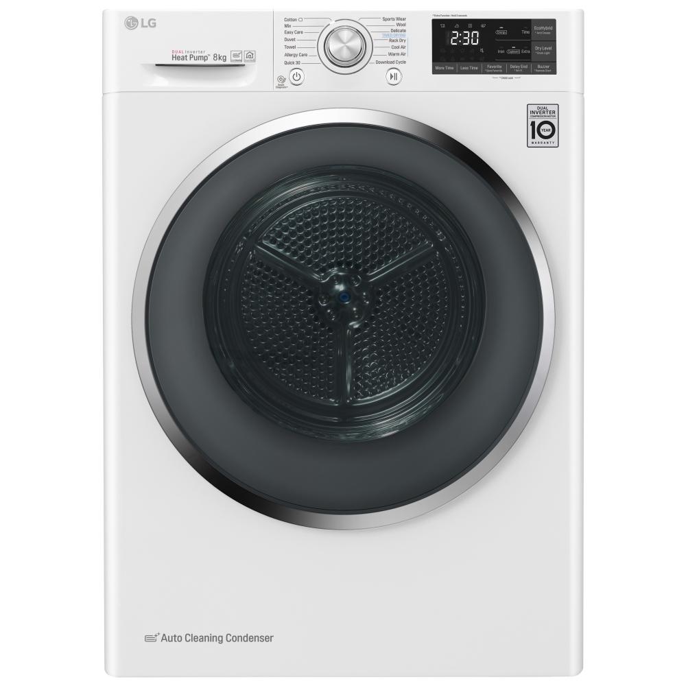 lg 8kg heat pump dryer review
