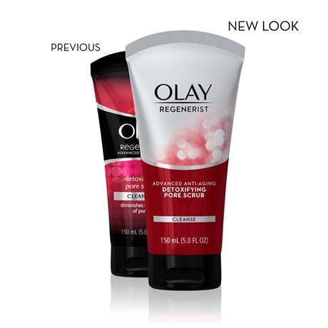 olay smoothing face scrub review