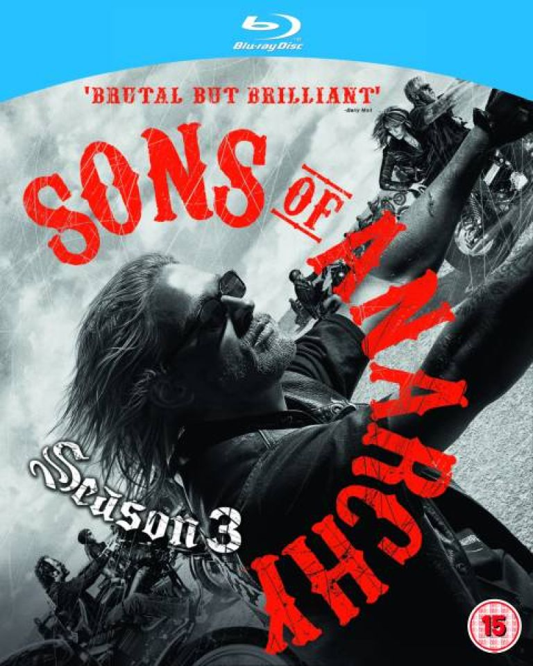 sons of anarchy blu ray review