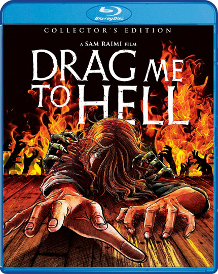 drag me to hell blu ray review