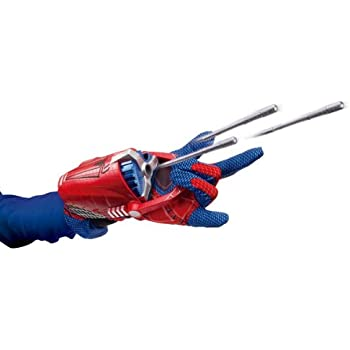 spiderman web shooter toy review