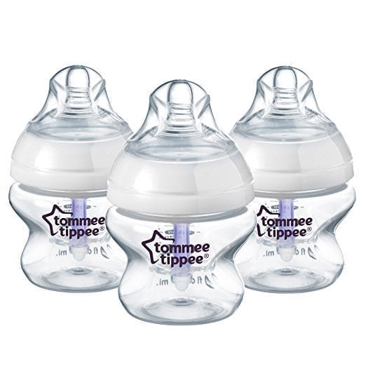 bottle reviews for breastfed babies