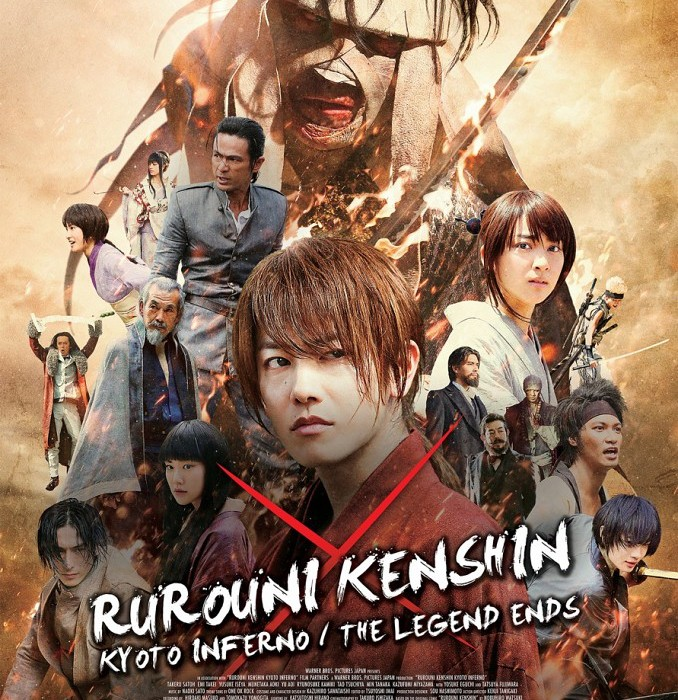 rurouni kenshin kyoto inferno review