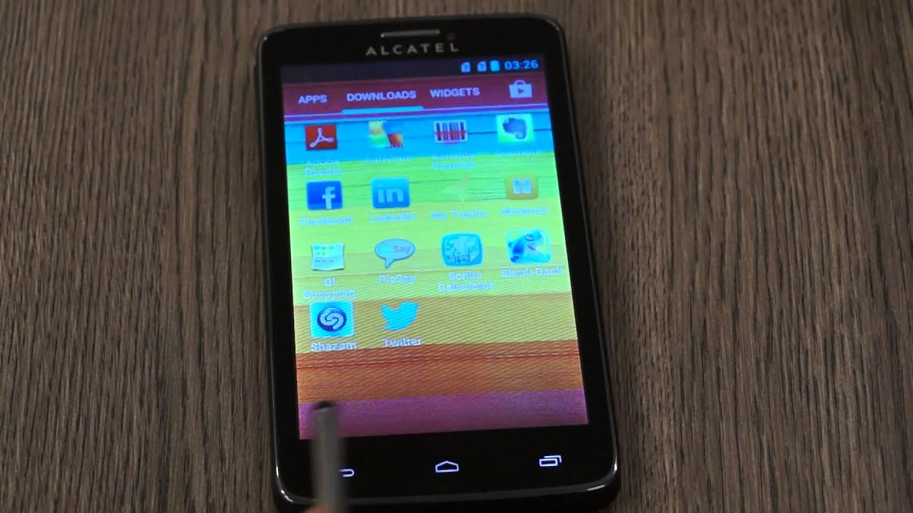 alcatel one touch view 5.0 review