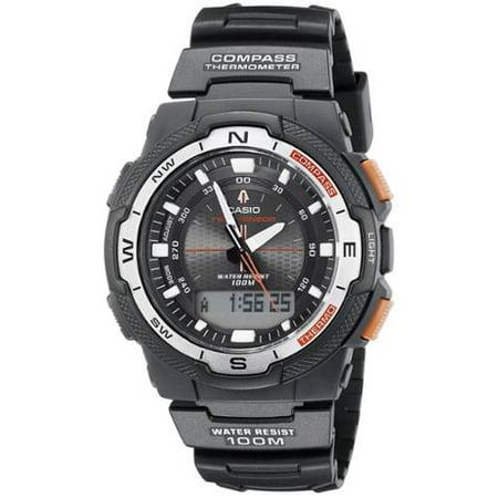 casio twin sensor watch review