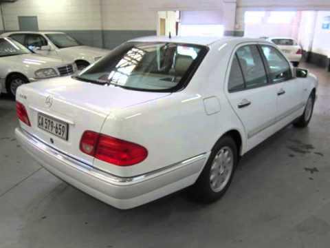 1998 mercedes benz e class e320 review