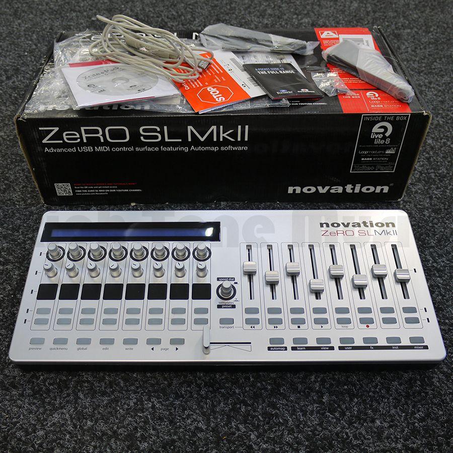 novation remote zero sl mkii review