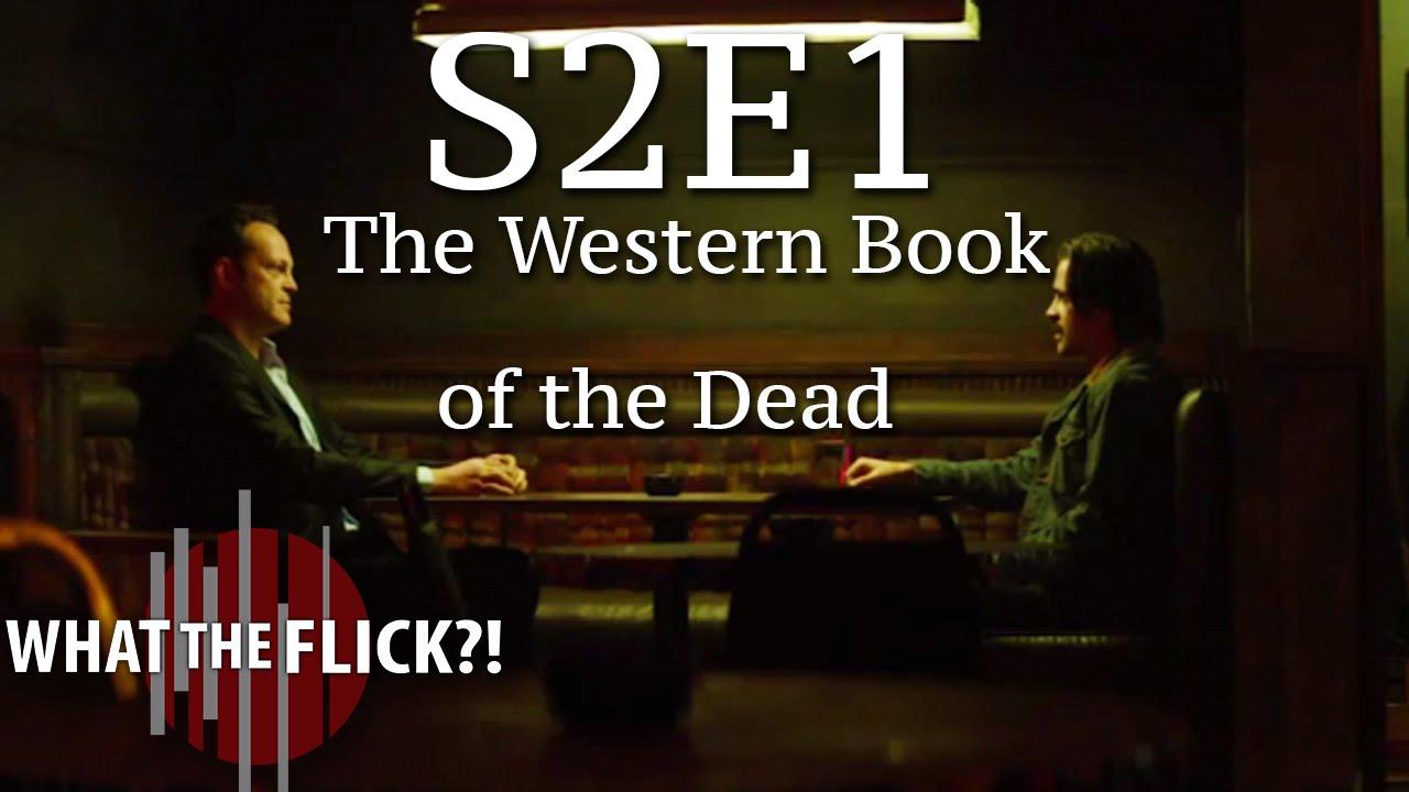 true detective season 2 episode 1 review