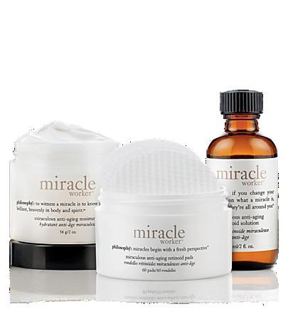 philosophy miracle worker retinoid pads reviews