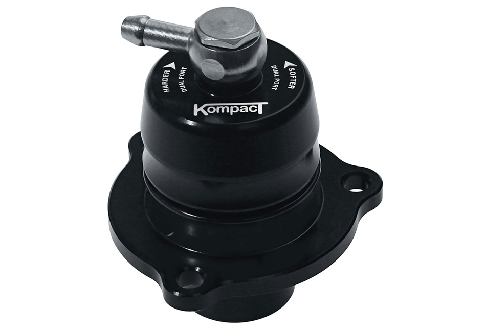 turbosmart kompact dual port review