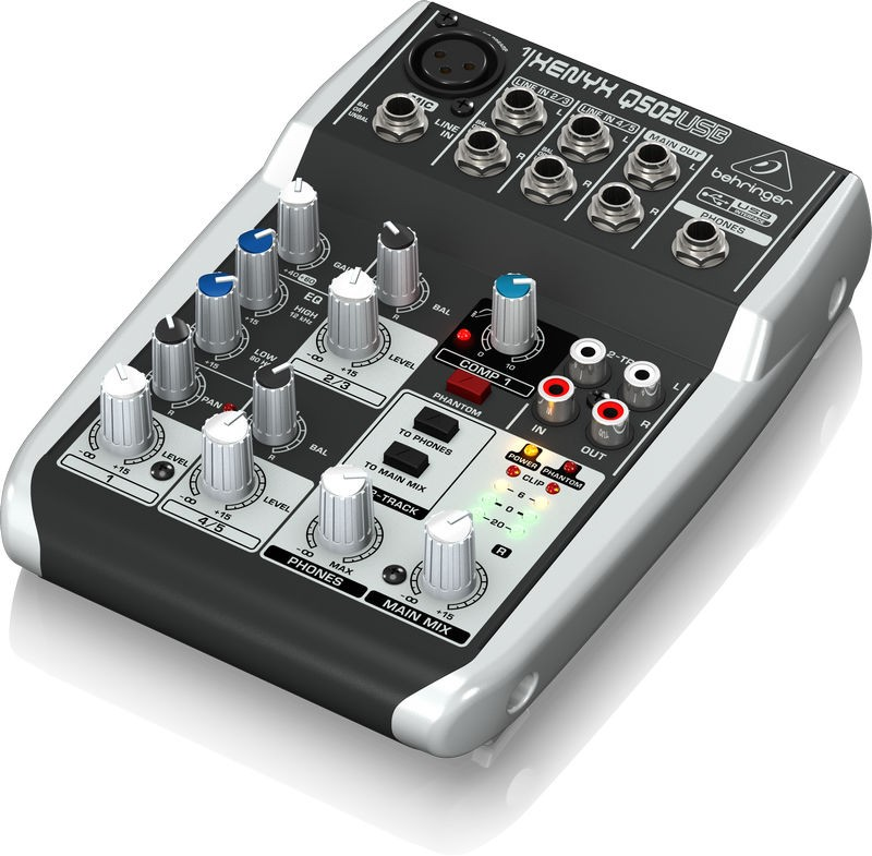 behringer xenyx 502 mixer review