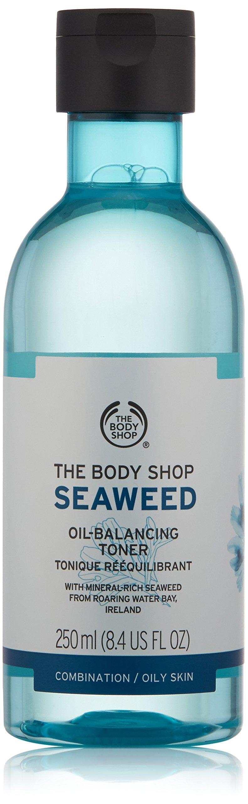 the body shop seaweed oil balancing toner review