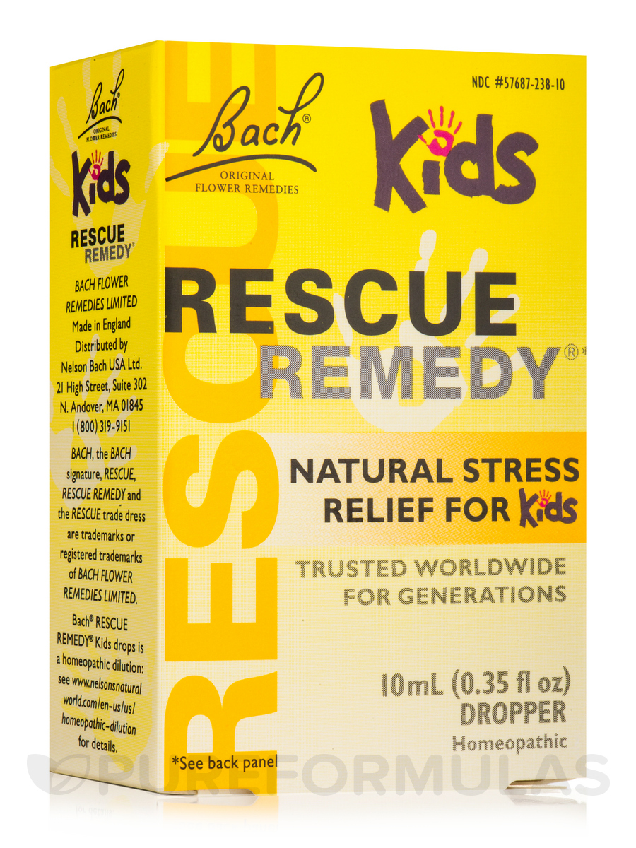 rescue remedy for kids reviews