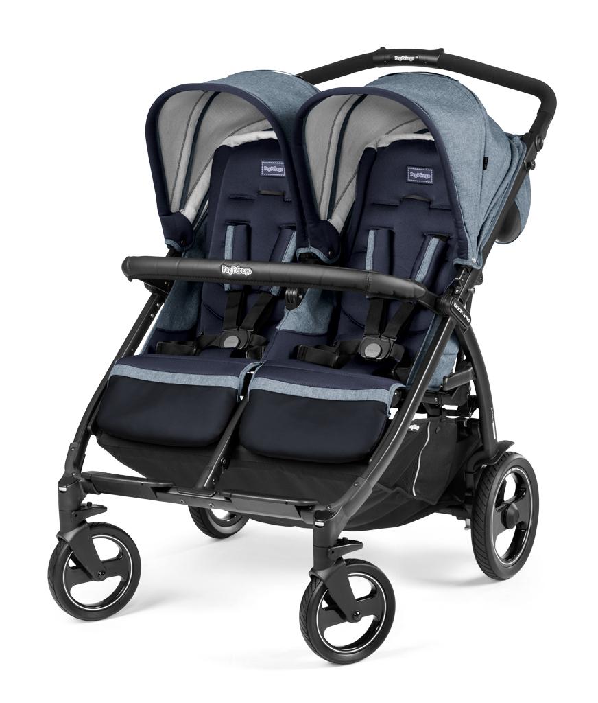 peg perego twin stroller reviews