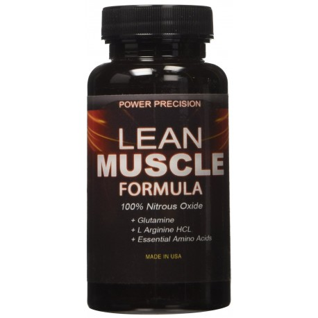 power precision lean muscle review