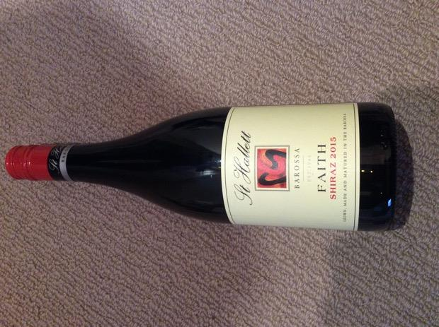 st hallett faith shiraz 2010 review