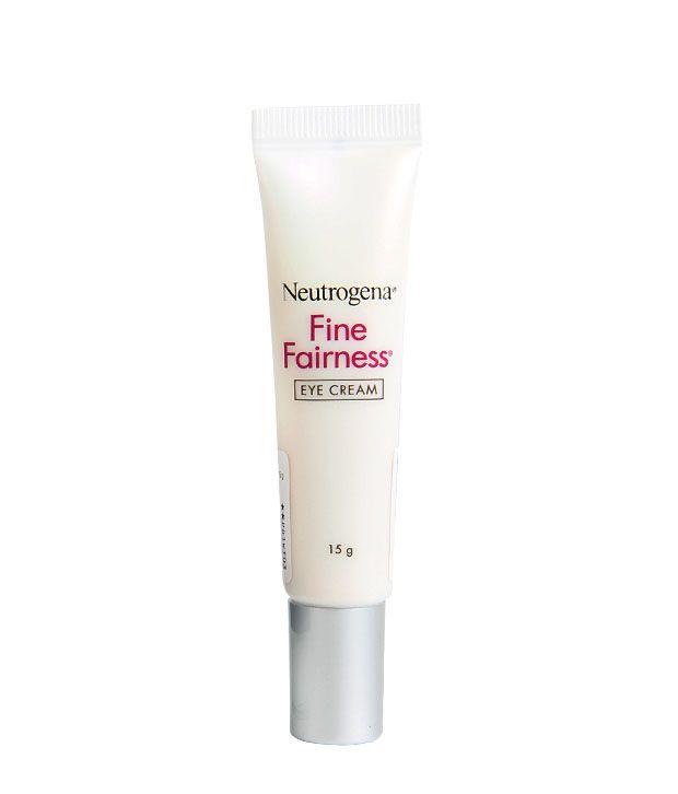 neutrogena fine fairness gel cream review