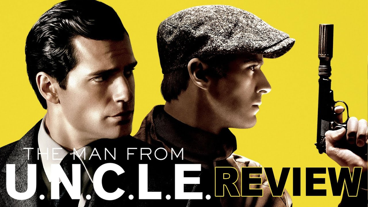 the man from uncle film review