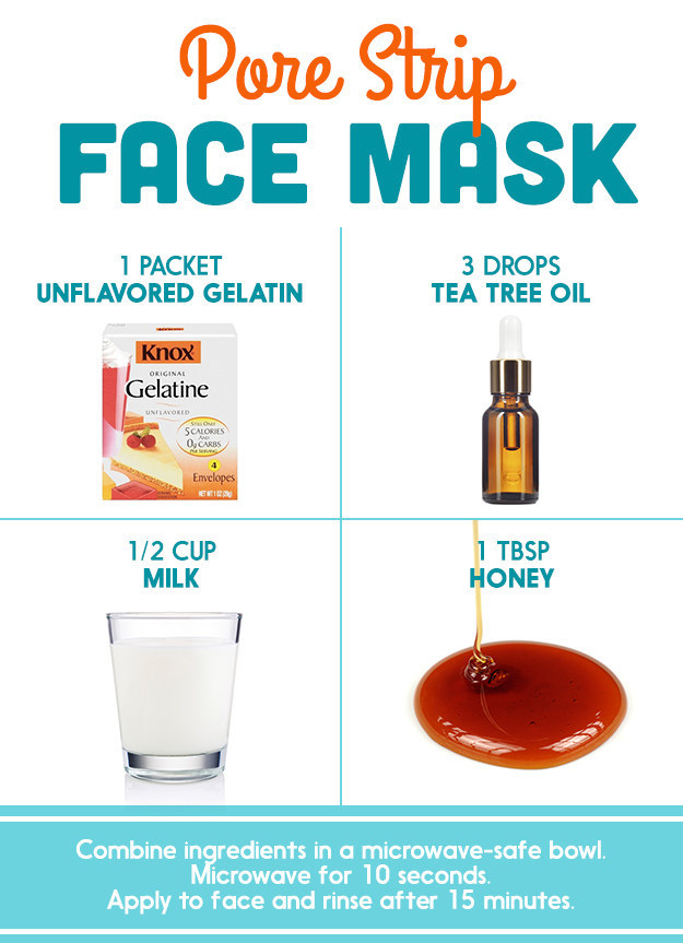gelatin mask for blackheads reviews