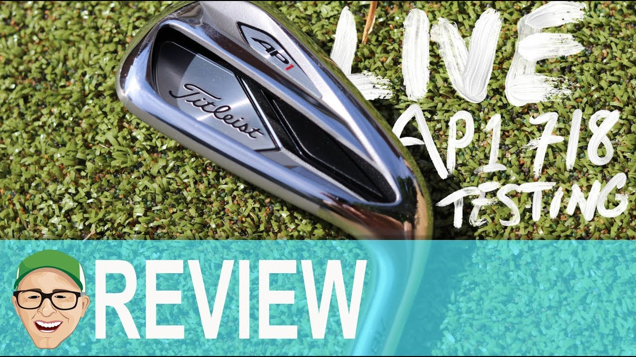 titleist ap1 review mark crossfield